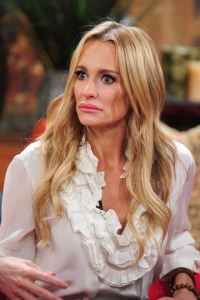 Taylor Armstrong Hair